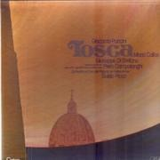 LP-Box - Puccini - Tosca - Hardcover Box + Booklet