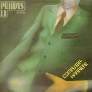 LP - Puhdys - Computer-Karriere - Blue Label