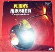 7'' - Puhdys - Hiroshima / Computerträume