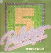 LP - Puhdys - Perlenfischer - blue labels