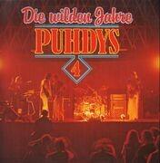 LP - Puhdys - Puhdys 4 - Die Wilden Jahre