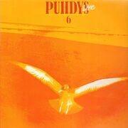 Double LP - Puhdys - Puhdys 6 Live