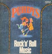 LP - Puhdys - Rock'n'Roll Music - Red Label