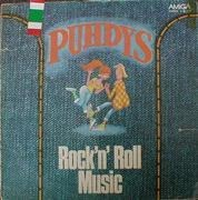 LP - Puhdys - Rock'n'Roll Music