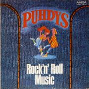 LP - Puhdys - Rock'n'Roll Music