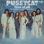 LP - Pussycat - First Of All