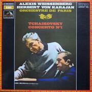 LP - Pyotr Ilyich Tchaikovsky - Alexis Weissenberg , Herbert von Karajan , Orchestre De Paris - Concerto N° 1