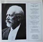 Double LP - Pyotr Ilyich Tchaikovsky - Berliner Philharmoniker / Herbert Von Karajan - Symphonies No. 1 'Winter Dreams', No. 2 'Little Russian', No. 3 'Polish' - Gatefold