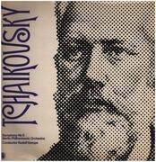 LP - Pyotr Ilyich Tchaikovsky - Berliner Philharmoniker Conductor Rudolf Kempe - Symphony No. 5