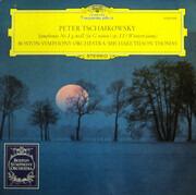 LP - Pyotr Ilyich Tchaikovsky - Boston Symphony Orchestra · Michael Tilson Thomas - Symphonie Nr. 1 g-moll (In G Minor) Op. 13 (Winterträume)