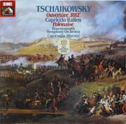 LP - Pyotr Ilyich Tchaikovsky - Bournemouth Symphony Orchestra , Constantin Silvestri - Overtüre 1812 • Capriccio Italien • Polonaise Aus 'Eugen Onegin'