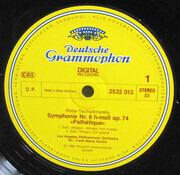 LP - Pyotr Ilyich Tchaikovsky - Carlo Maria Giulini , Los Angeles Philharmonic Orchestra - Symphony No. 6  'Pathétique'