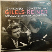 LP - Tchaikovsky - Concerto No. 1