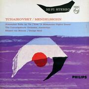 LP - Tchaikovsky - Mendelssohn-Bartholdy - Nutcracker Suite, Op. 71a / From 'A Midsummer Night's Dream'