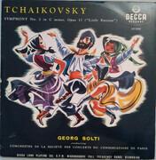 LP - Pyotr Ilyich Tchaikovsky - Georg Solti Conducting Orchestre De La Société Des Concerts Du Conservat - Symphony No. 2 in C minor, Opus 17 ('Little Russian')