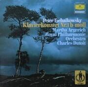 LP - Tchaikovsky / Martha Argerich • The Royal Philharmonic Orchestra • Charles Dutoit - Klavierkonzert Nr.1, b-Moll o. 23