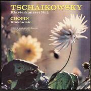 LP - Pyotr Ilyich Tchaikovsky - Nikita Magaloff Piano Residentie Orkest , Direction Willem van Otterloo - Klavierkonzert Nr.1 In B-moll, Op. 23