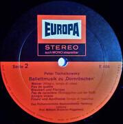 LP - Tchaikovsky - Balletmusik Zu 'Dornröschen'
