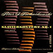 LP - Pyotr Ilyich Tchaikovsky - Tatiana Nikolayeva · Gewandhausorchester Leipzig · Kurt Masur - Klavierkonzert Nr. 1