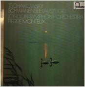 LP - Pyotr Ilyich Tchaikovsky - The London Symphony Orchestra , Pierre Monteux - Schwanesee (Auszüge)