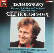 LP - Tchaikovsky - Konzert Für Violine Und Orchester / Valse-Scherzo
