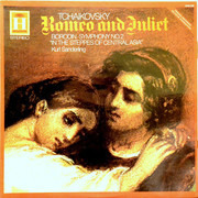 LP - Tschaikowsky / Borodin (Sanderling) - Romeo And Juliet /  Symphony No.2, In The Steppes Of Central Asia