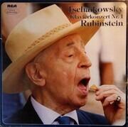 LP - Pyotr Ilyich Tchaikovsky , Arthur Rubinstein - Klavierkonzert Nr. 1