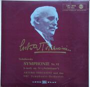 LP - Tchaikovsky - Symphony No. 6, In B Minor, Op. 74 ('Pathétique')