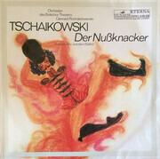 LP - Tchaikovsky - Der Nußknacker (Fragments) - blue labels