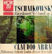 LP - Tschaikowsky (Arrau) - Klavierkonzert Nr. 1