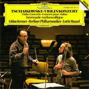 CD - Tchaikovsky - Violinkonzert, Sérénade Mélancolique