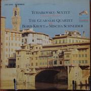 LP - Pyotr Ilyich Tchaikovsky , Guarneri Quartet , Boris Kroyt , Mischa Schneider - Sextet In D Minor, Op. 70 ('Souvenir de Florence')