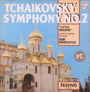 LP - Pyotr Ilyich Tchaikovsky , Igor Markevitch , The London Symphony Orchestra - Symphony No. 2 'Little Russian'