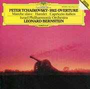 CD - Tschaikowsky (Bernstein) - 1812 Overture · Marche Slave · Hamlet · Capriccio Italien
