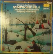 LP - Pyotr Ilyich Tchaikovsky - Symphonie Nr.4