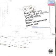 LP - Pyotr Ilyich Tchaikovsky , Lorin Maazel , Wiener Philharmoniker - Symphonie Nr. 1 G-Moll 'Winterträume' HAMLET
