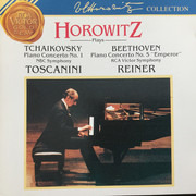CD - Tchaikovsky / Beethoven - Horowitz Plays Tchaikovsky And Beethoven