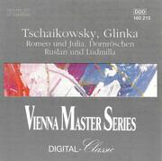 CD - Pyotr Ilyich Tchaikovsky , Mikhail Ivanovich Glinka , New Philharmonia Orchestra - Romeo Und Julia, Dornröschen, Ruslan Und Ludmilla