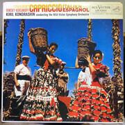 LP - Pyotr Ilyich Tchaikovsky , Nikolai Rimsky-Korsakov , Kiril Kondrashin Conducting The RCA Victor Sym - Capriccio Italien Epagnol