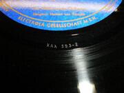 LP - Tchaikovsky - V. Sinfonie E-moll Op. 64 - Gatefold Sleeve