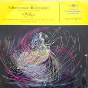 LP - Tchaikovsky - Schwanensee (Ballettsuite) / 4 Walzer - Tulip rim / Mono