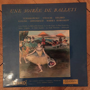 LP - Tchaikovsky / Offenbach / Rimsky-Korsakov a.o. - Une Soirée De Ballets - heavy vinyl