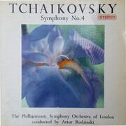 LP - Tchaikovsky - Symphony No. 4 In F Minor