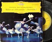 7inch Vinyl Single - Tschaikowsky - Walzer Aus 'Schwanensee'  - ' Dornröschen'
