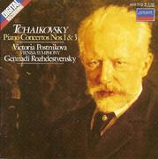 CD - Tchaikovsky - Piano Concertos Nos. 1 & 3