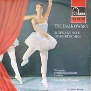 LP - Tchaikovsky - Schwanensee / Dornröschen - Mono