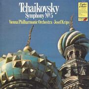 LP - Tchaikovsky (Krips) - Symphony No. 5