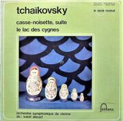 LP - Pyotr Ilyich Tchaikovsky , Wiener Symphoniker , Karel Ančerl - Casse-noisette, Suite / Le Lac Des Cygnes