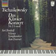 LP - Pyotr Ilyich Tchaikovsky , Yuri Boukoff , Wiener Symphoniker , Jean Fournet - Das Klavier-Konzert Nr. 1 B-moll