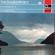 LP - Tchaikovsky (Magaloff) - Concerto N.2 Per Pianoforte E Orchestra